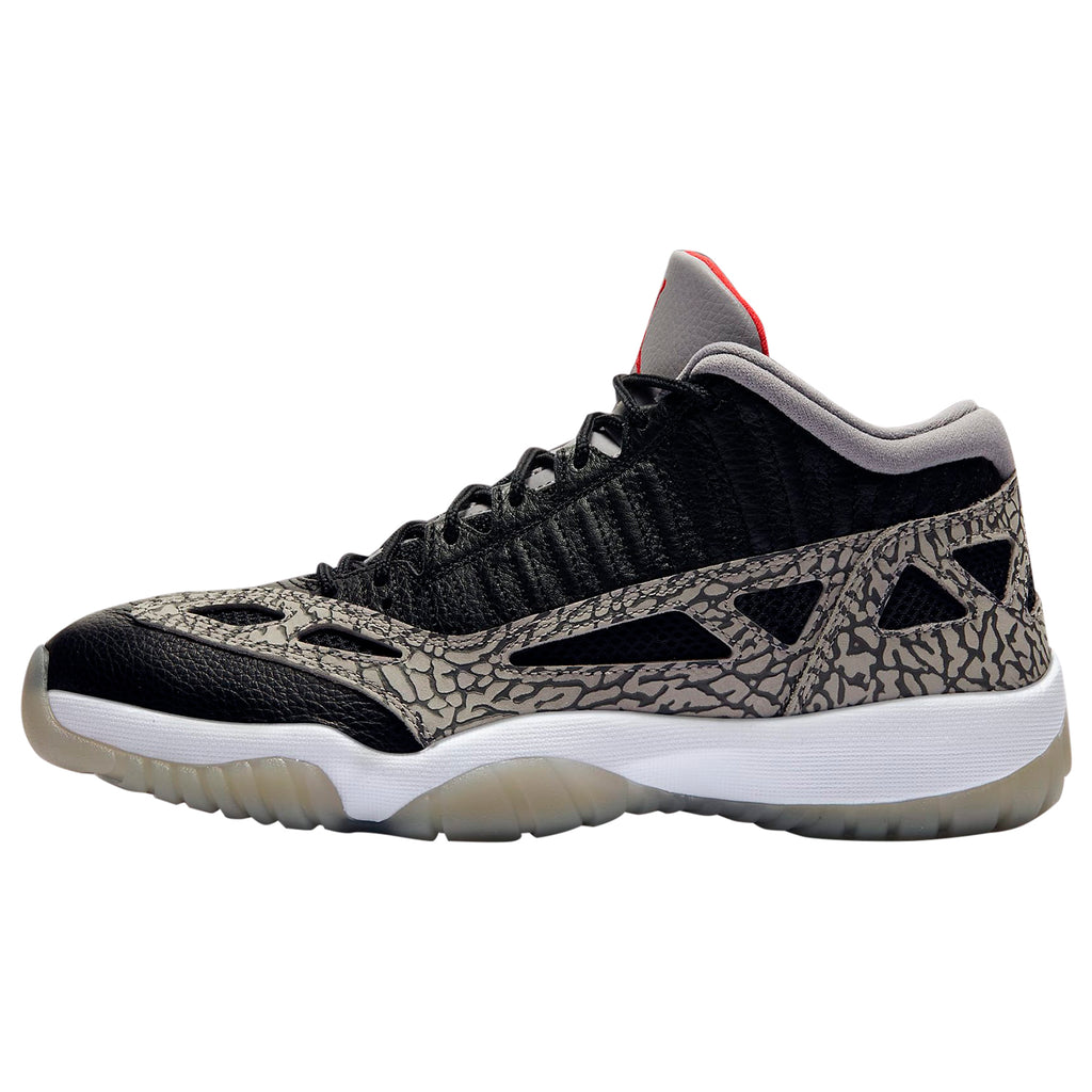 Jordan 11 Retro Low Ie Black Cement Mens Style : 919712-006