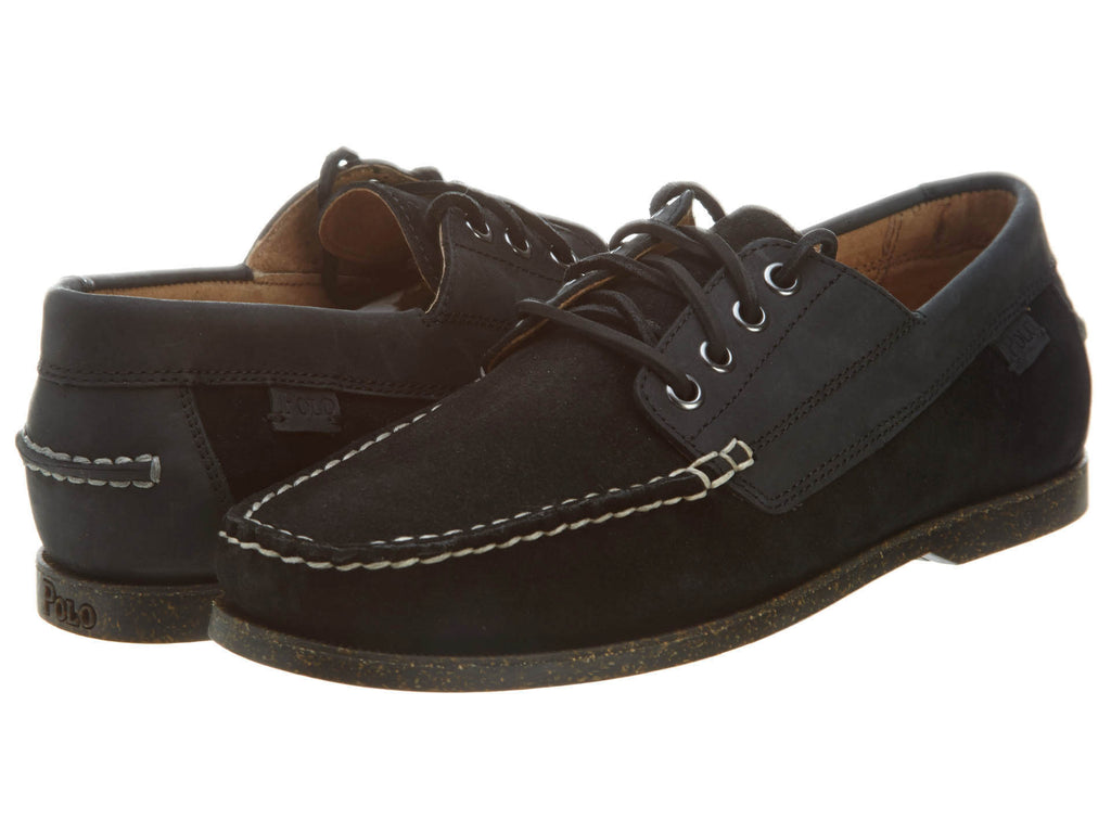 POLO MENS O SUEDE/O SM LT-BLACKLEY 4-EYE STYLE# 803190516