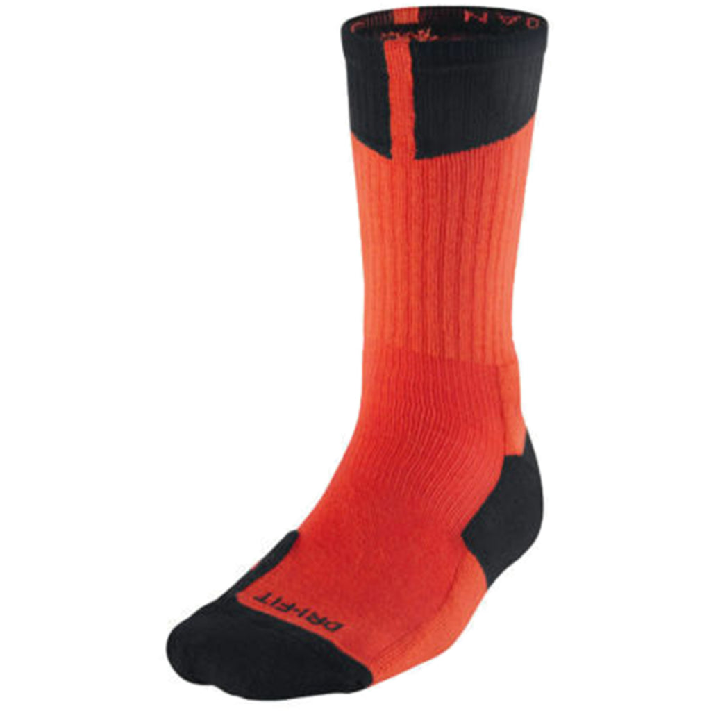 Jordan Dri Fit Crew Socks Mens Style : 530977