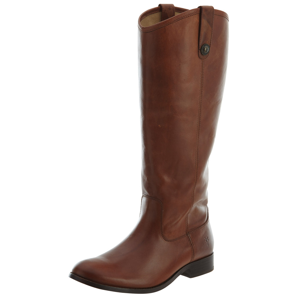 Frye  Melissa Button Brush Off Soft Vintage Leather Long Boot Womens Style : 3477167