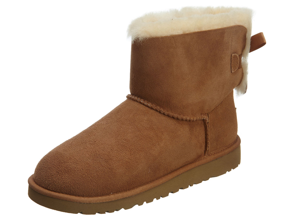 Ugg Mini Bailey Bow Boots Big Kids Style : 1005497y