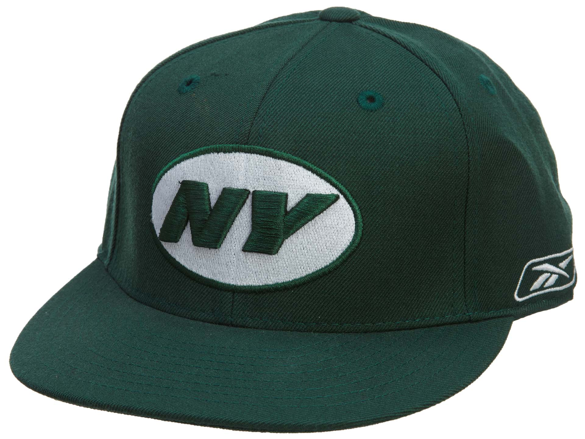 Reebok New York Jets Fitted Hat Mens Style   Hat275 – Sneaker Experts cb27622de7b