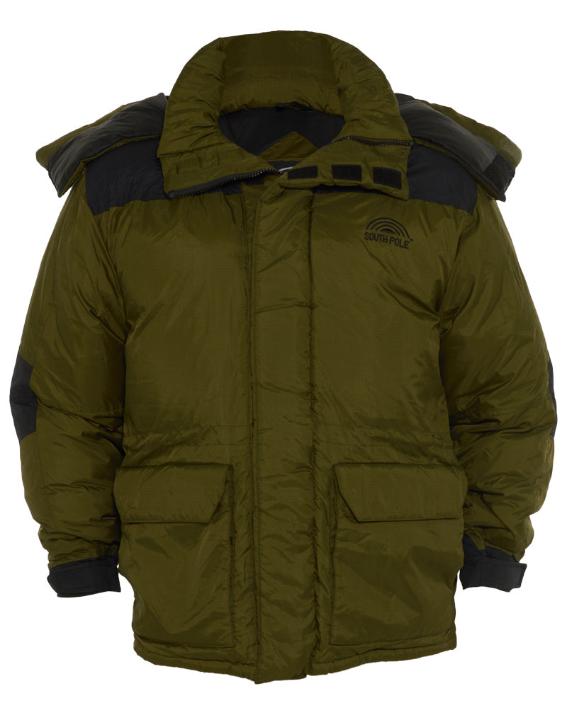 Southpole Water Repellent Jacket Mens Style : 4020j