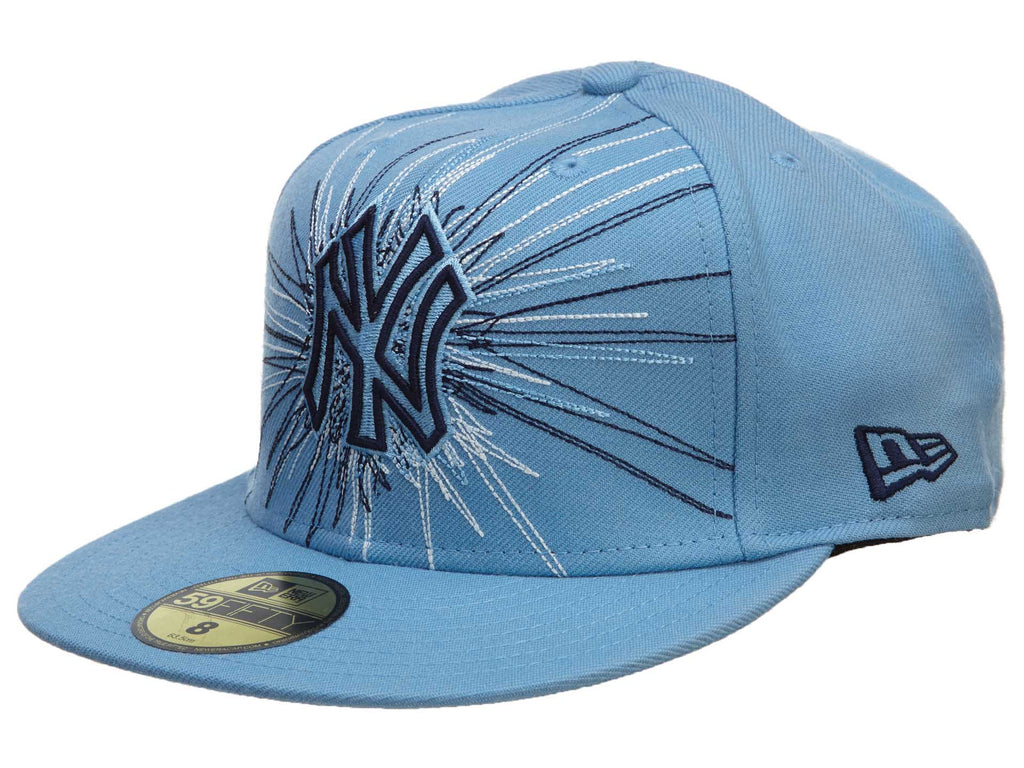 New Era New York Yankees Fitted Hat Mens Style : Nyyankee09