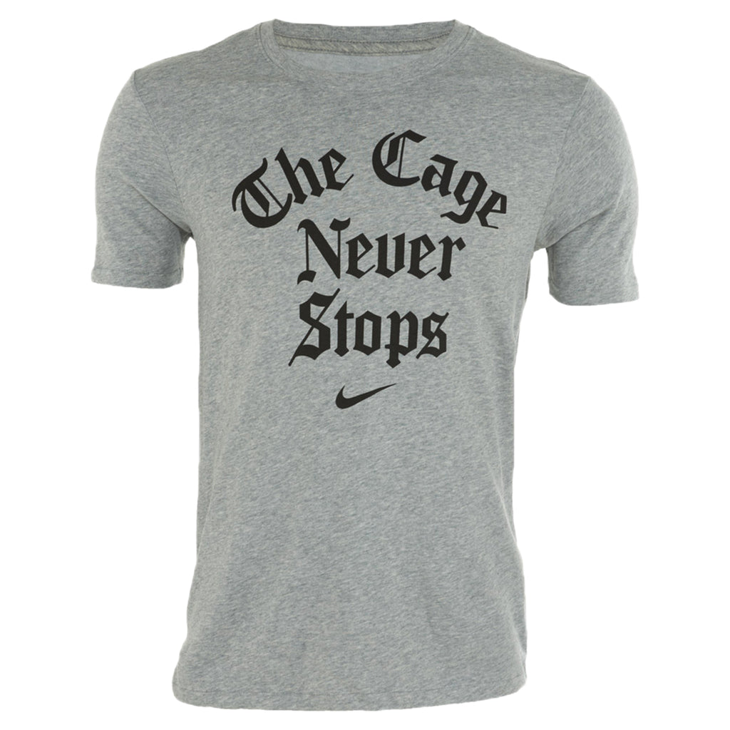 Nike Qt The Cage Never Stops Tee 'New' All Star Game Mens Style : 728035