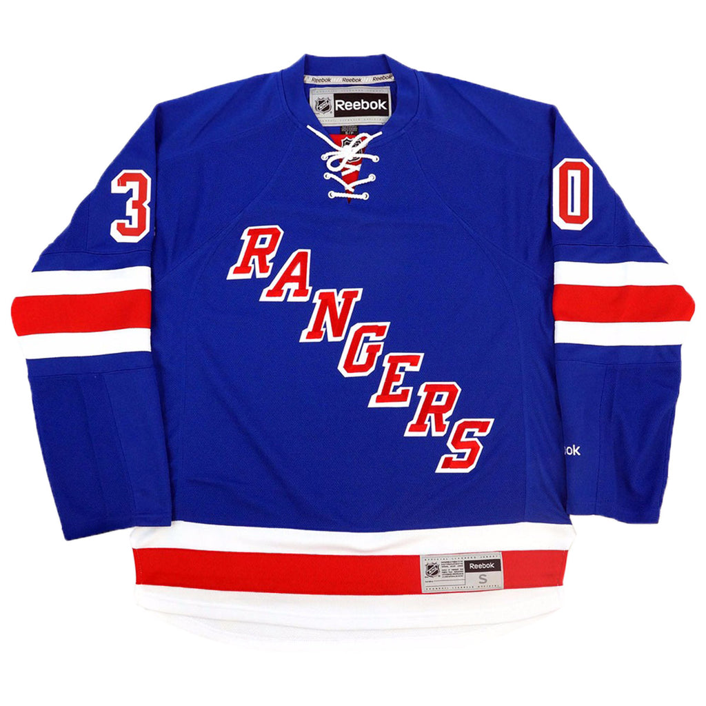 Nhl New York Rangers Premier Jersey Mens Style : 7185A
