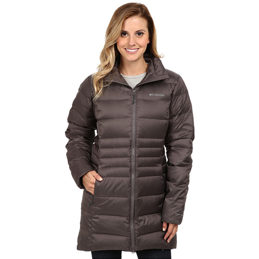 Columbia Hellfire Mid Down Jacket Womens Style : Wl5495