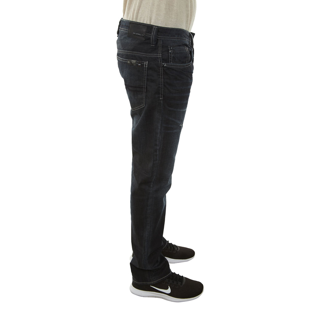 Buffalo Evan Basic Slim Mens Style : Bm16602