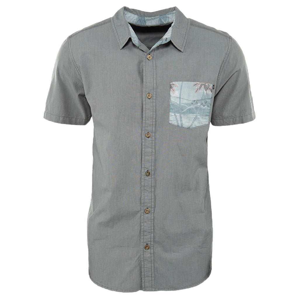 Rusty Blocker Short Sleeve Mens Style : R14104302
