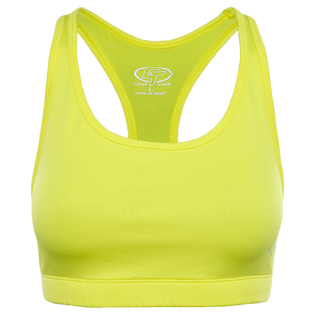 Game Time Sports Bra Womens Style : Gt05