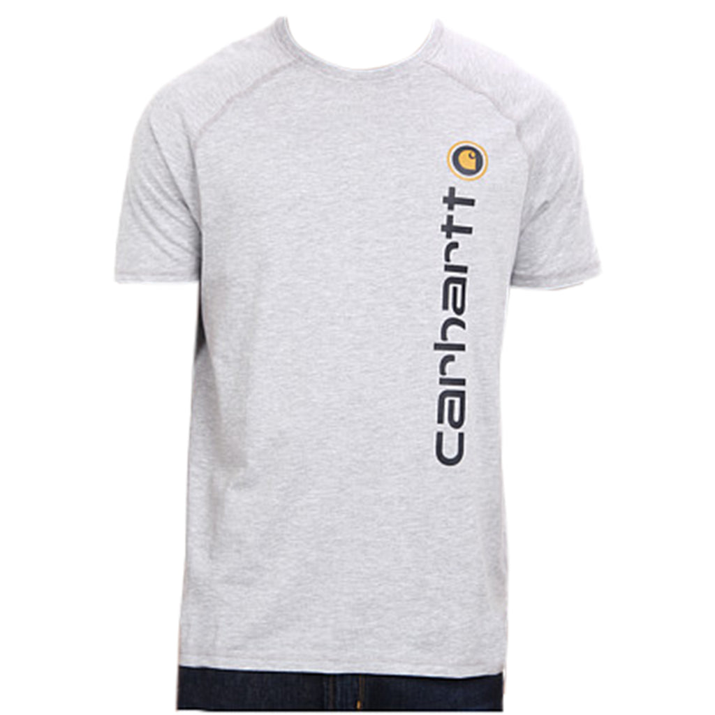 Carhartt  Force Cotton Delmont Graphic Short Sleeve T-shirt Mens Style : 101121