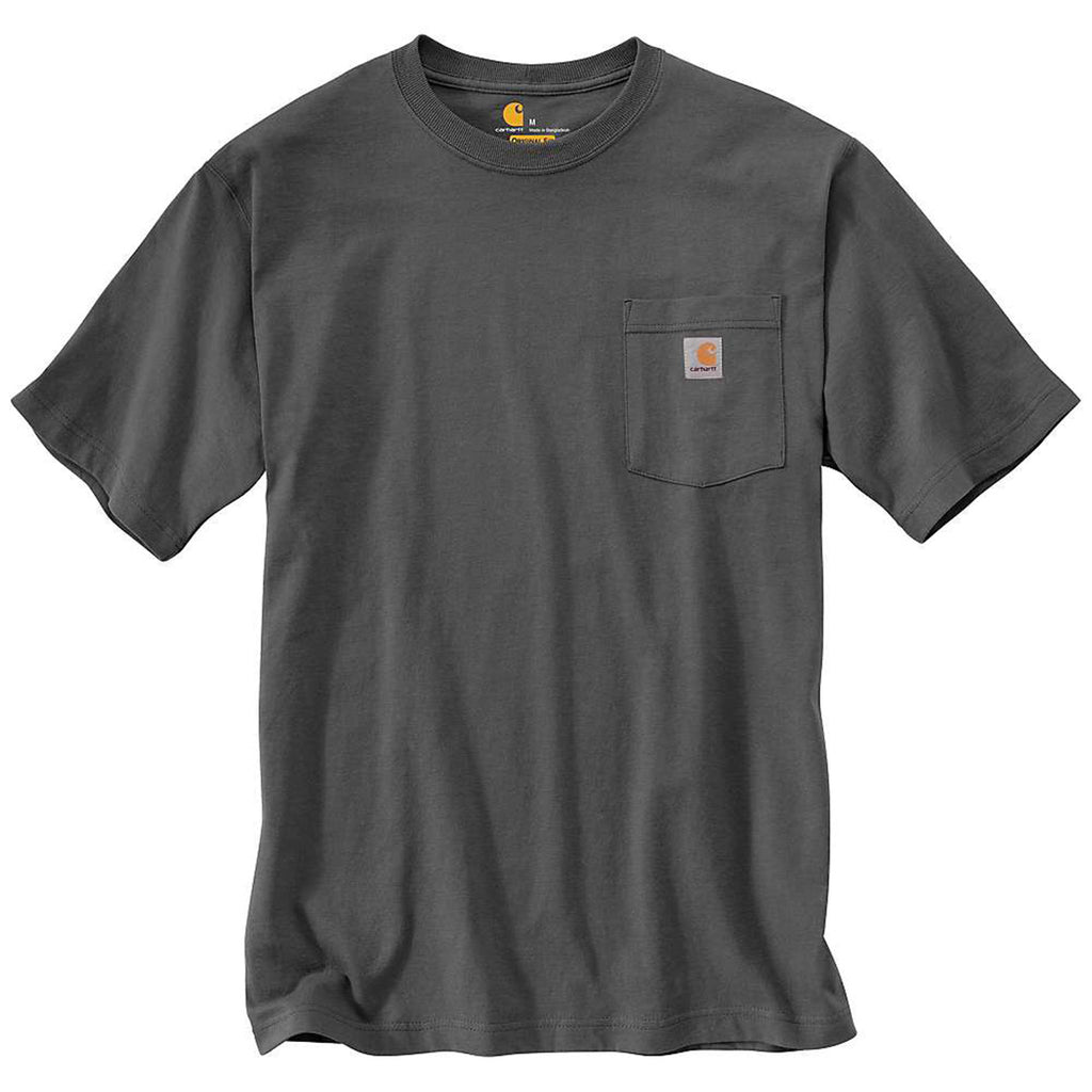 Carhartt  Workwear Pocket Short Sleeve T-shirt Midweight Jersey Original Fit Mens Style : K87
