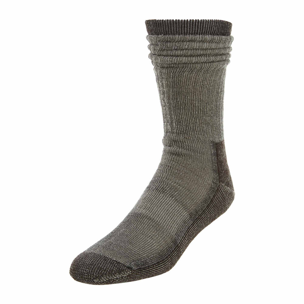 Merino Wool Medium Paddding Boot Socks Mens Style : Cc