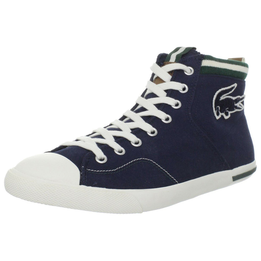 LACOSTE NEWTON MID VY2 SPM TXT MENS STYLE # 7-23SPM3280