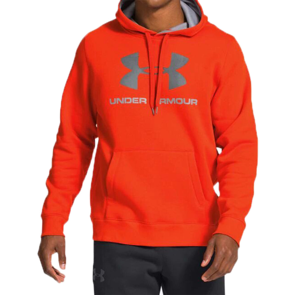 Underarmour Sportstyle Cotton Hoodie Mens Style : 1248347