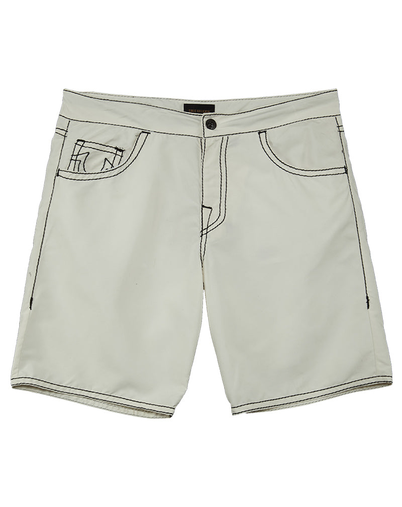 Truereligion Ricky Short Big Stitch Mens Style : Ptrb006sr