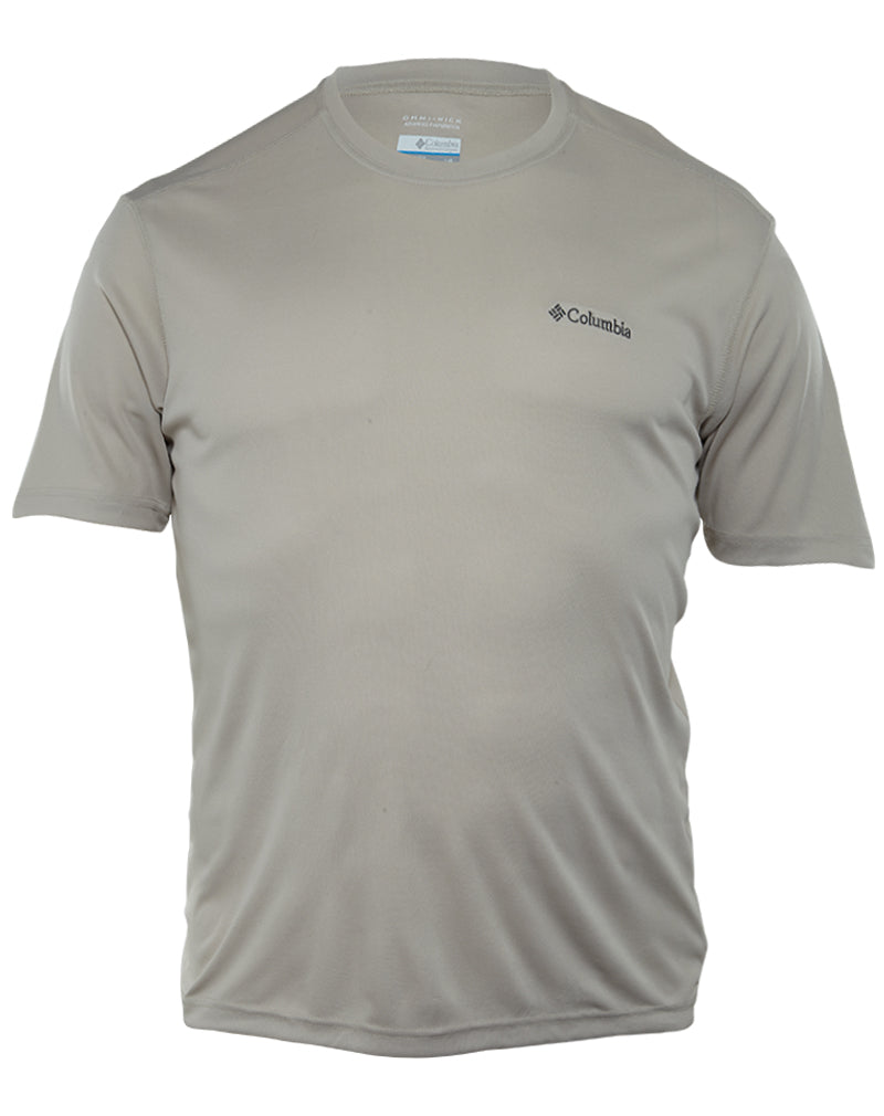 Columbia Meeker Peak Short Sleeve Crewneck T-Shirt  Mens Style : AM6844