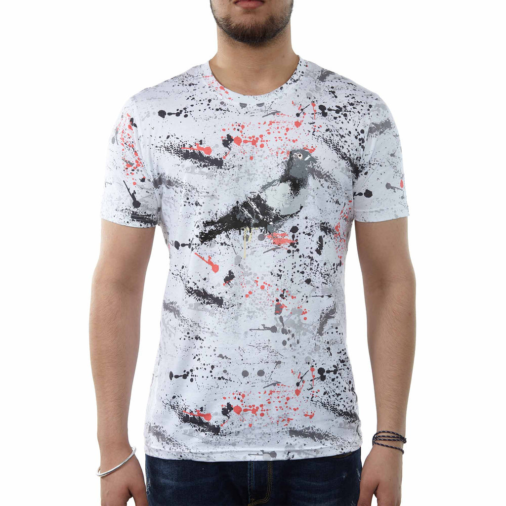 Staple Abstract T-shirt  Mens Style : 1504c2817