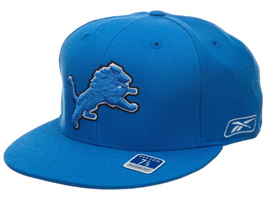 Reebok Detroit Lions Fitted Hat #25.00 Unisex Style : Hat1916