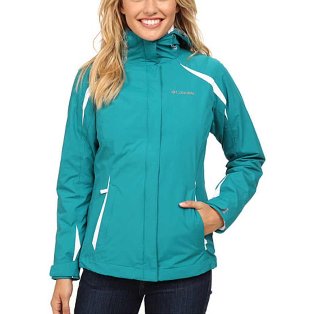 Columbia Blazing Star Interchange Jacket Womens Style : Sl7078