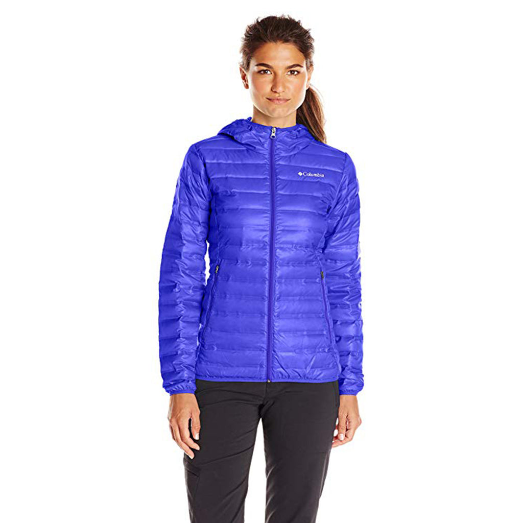 Columbia Flash Forward Hooded Down Jacket Womens Style : Wl1059