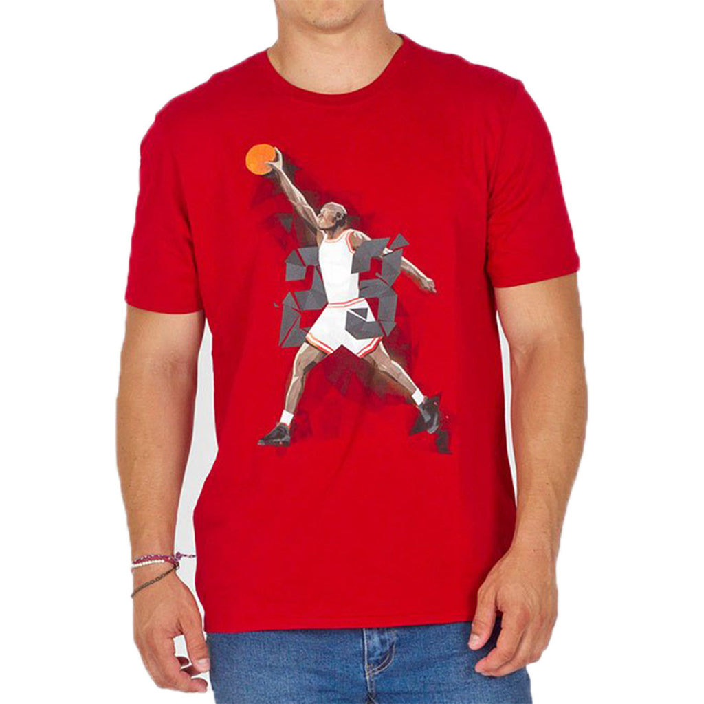 Air Jordan  Ix West Madison St. T-shirt  Mens Style : 687820