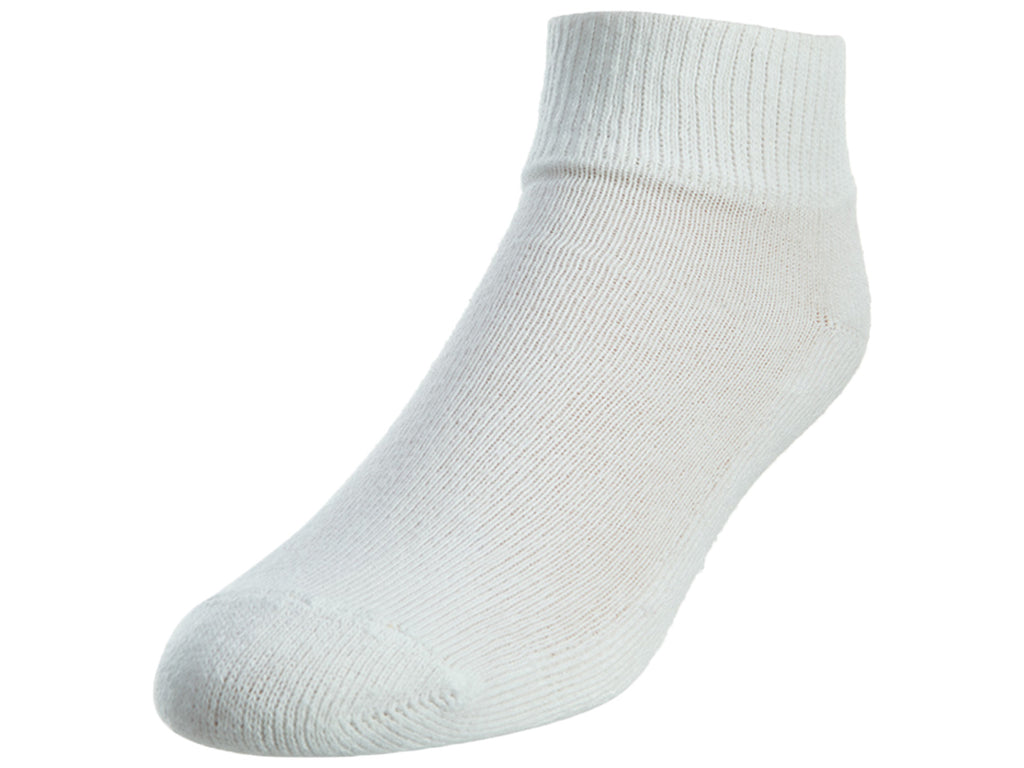 Gildan 6 Pair Ankle Socks Big Kids Style : Rn 93846