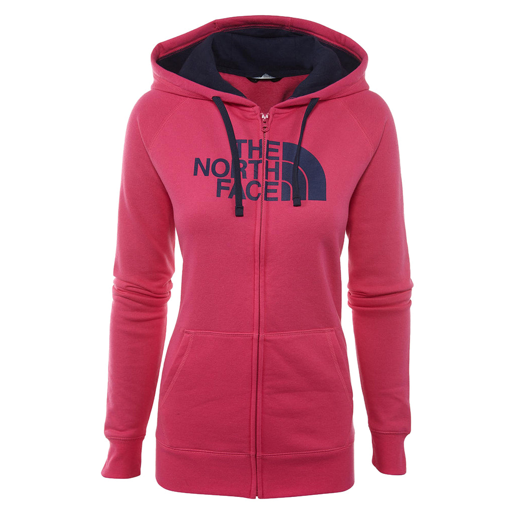 North Face Half Dome Full Zip Hoodie Womens Style : Ch2u