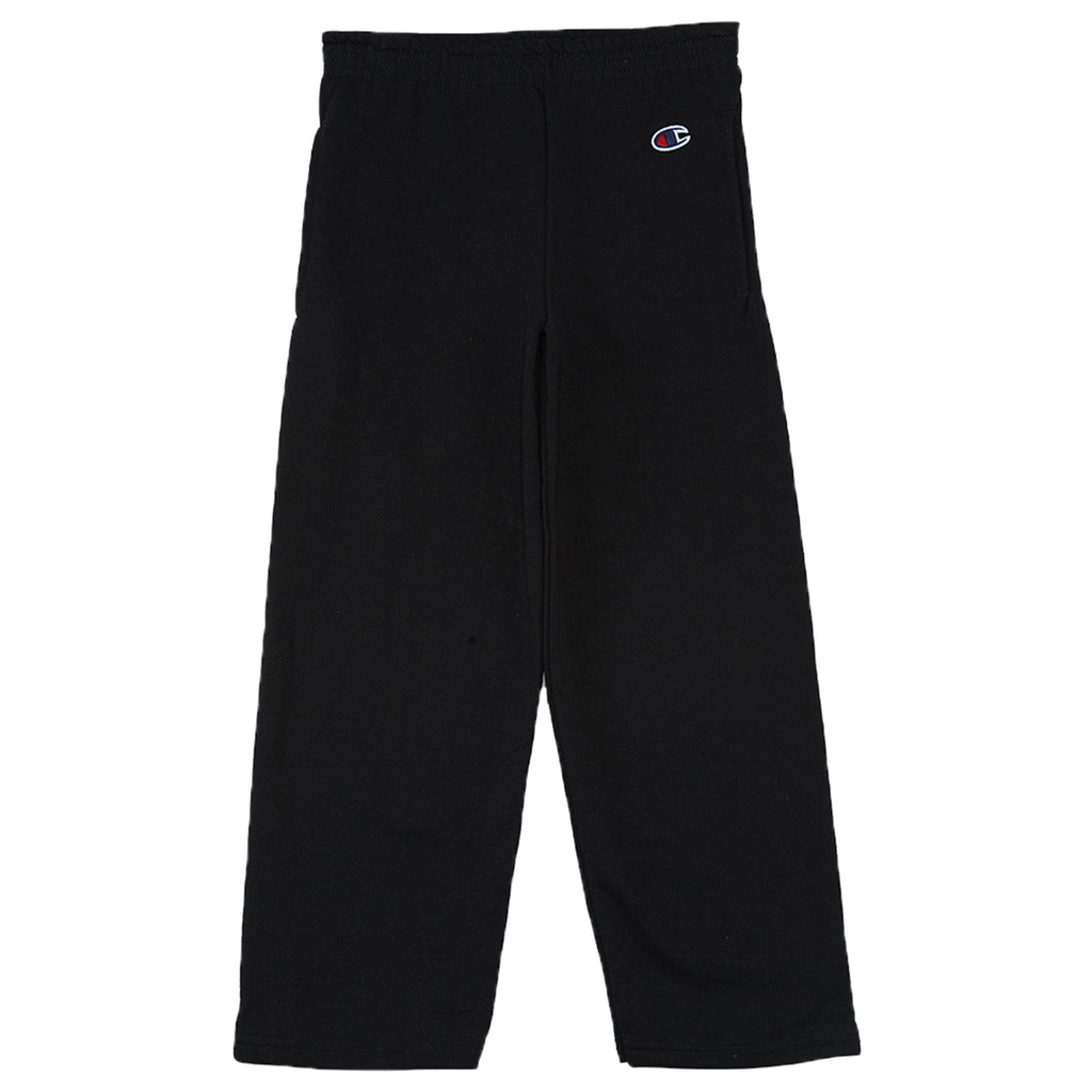 Champion Double Dry Eco Open Bottom Sweatpants Big Kids Style : P890 Y