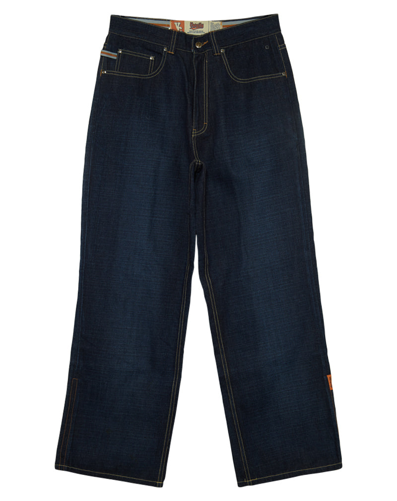 Varcity Loose Fit Jeans Mens Style : VSJ341
