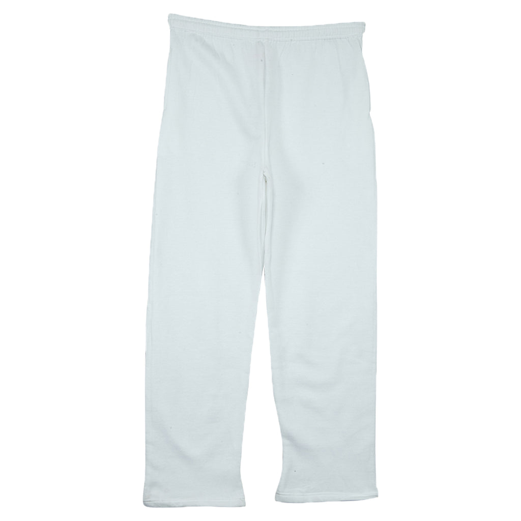 Jerzees Nublend 50/50 Open-bottom Pocketed Sweatpants Mens Style : RN82288