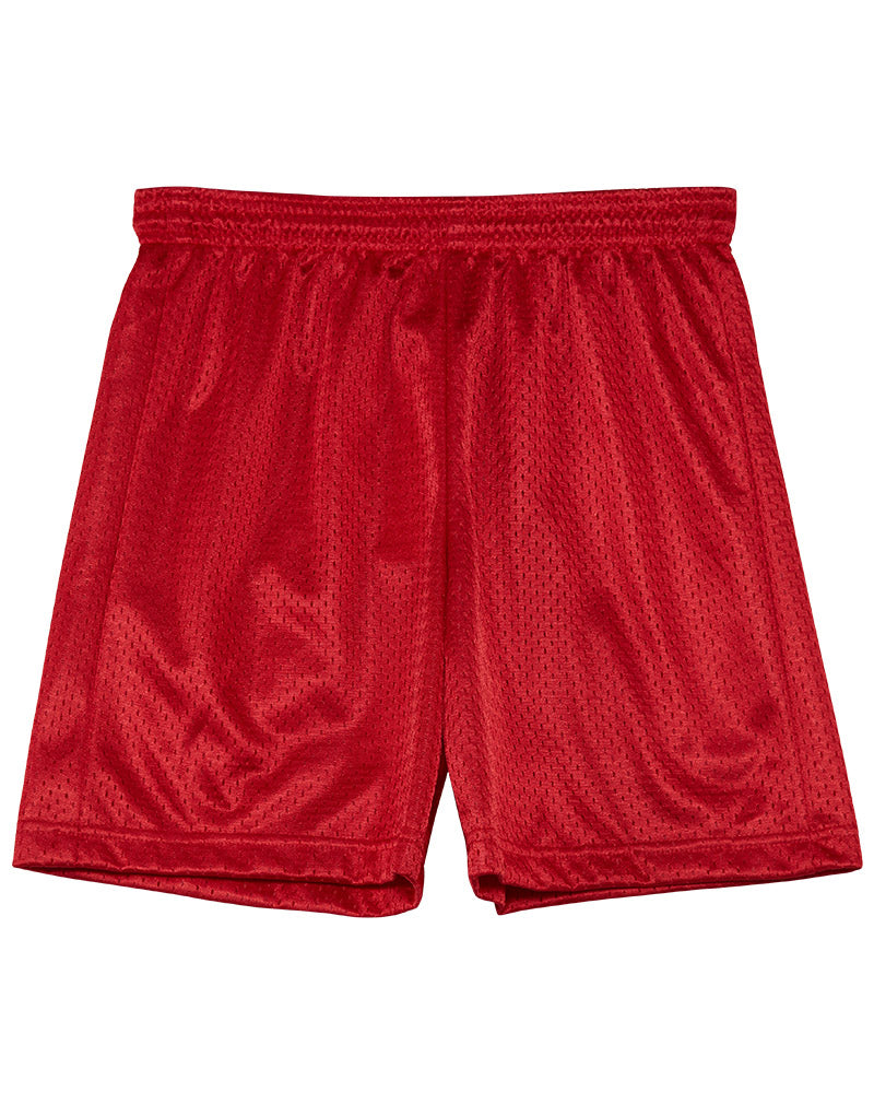 A4 Youth A4 Six Inch Inseam Meshed Shorts  Big Kids Style : Nb5301 Y