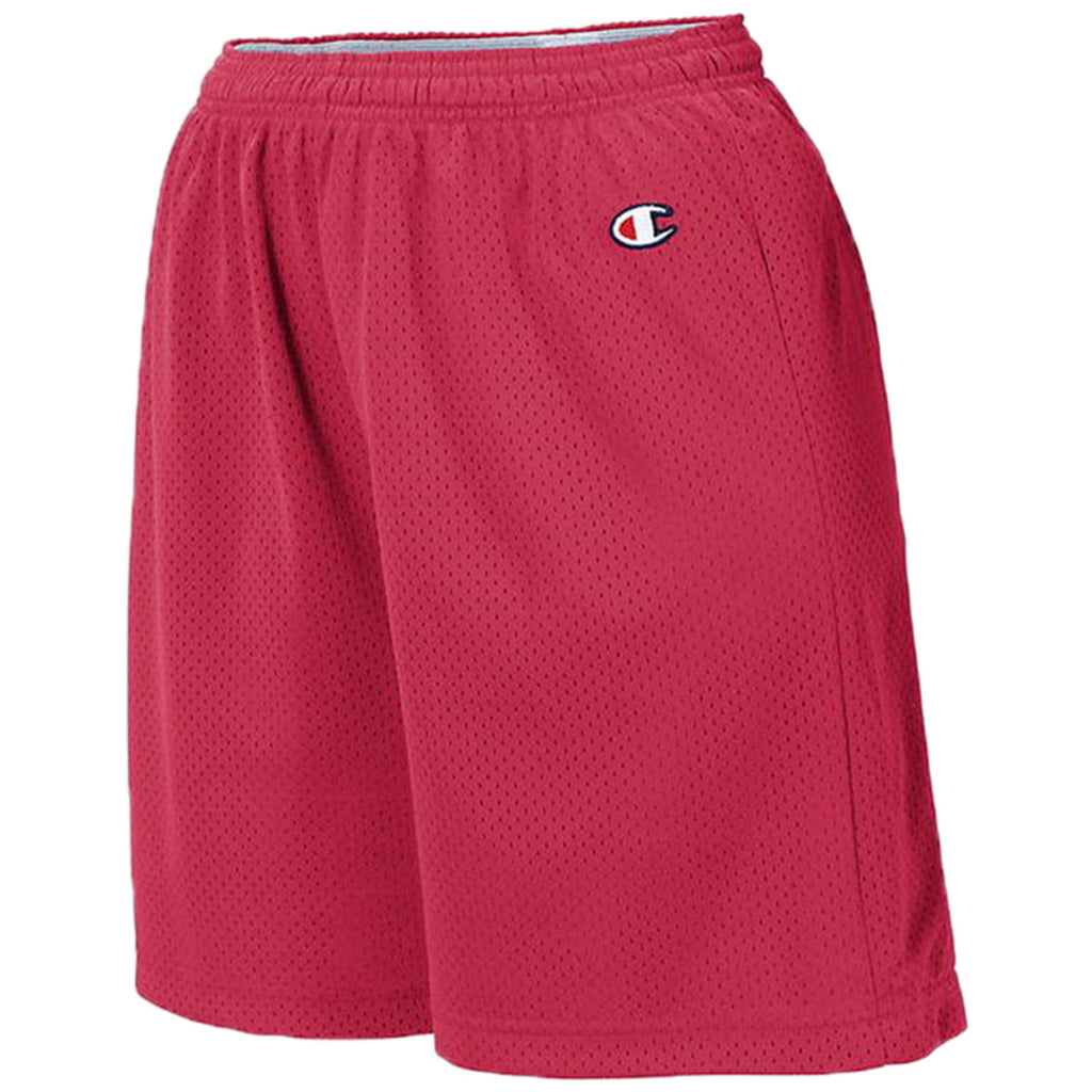 Champion Mesh Practice Lined Shorts Big Kids Style : 8173
