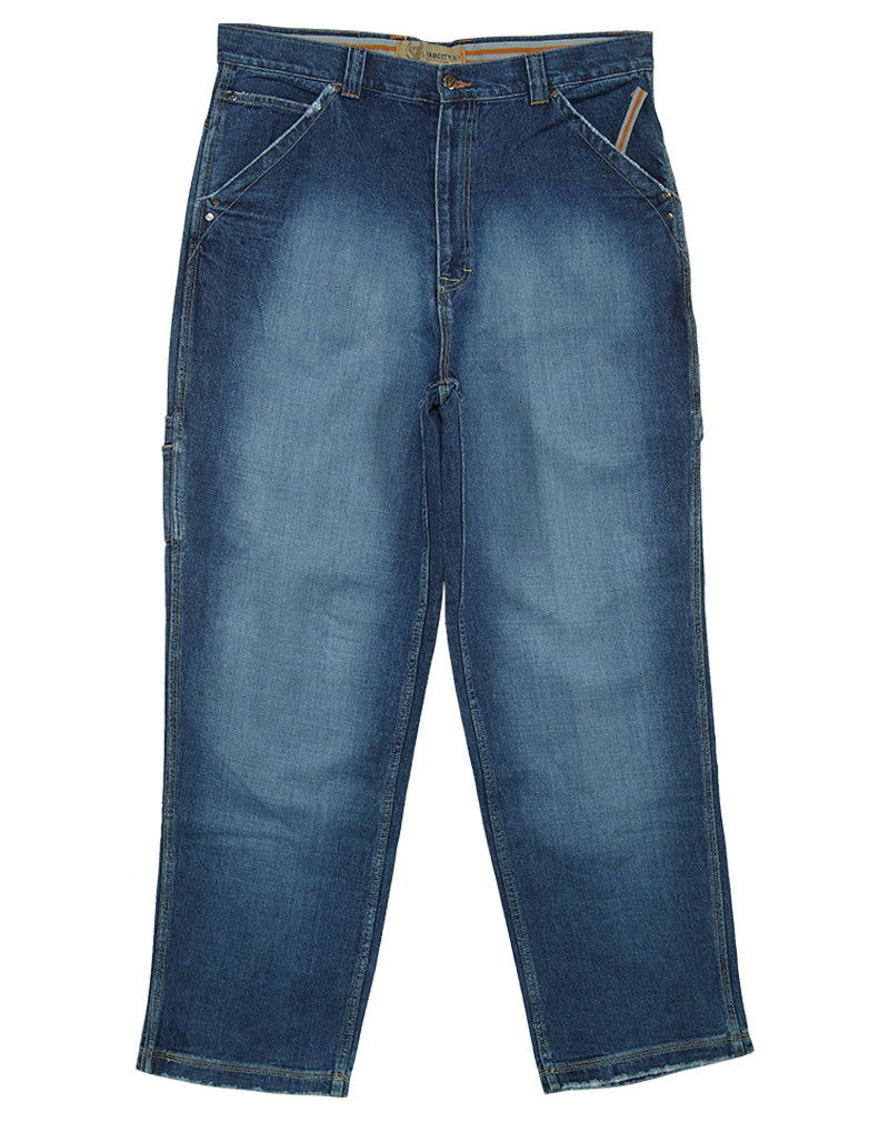 Varcity Loose Fit Hank Carpenter Jeans Mens Style : VFJ152