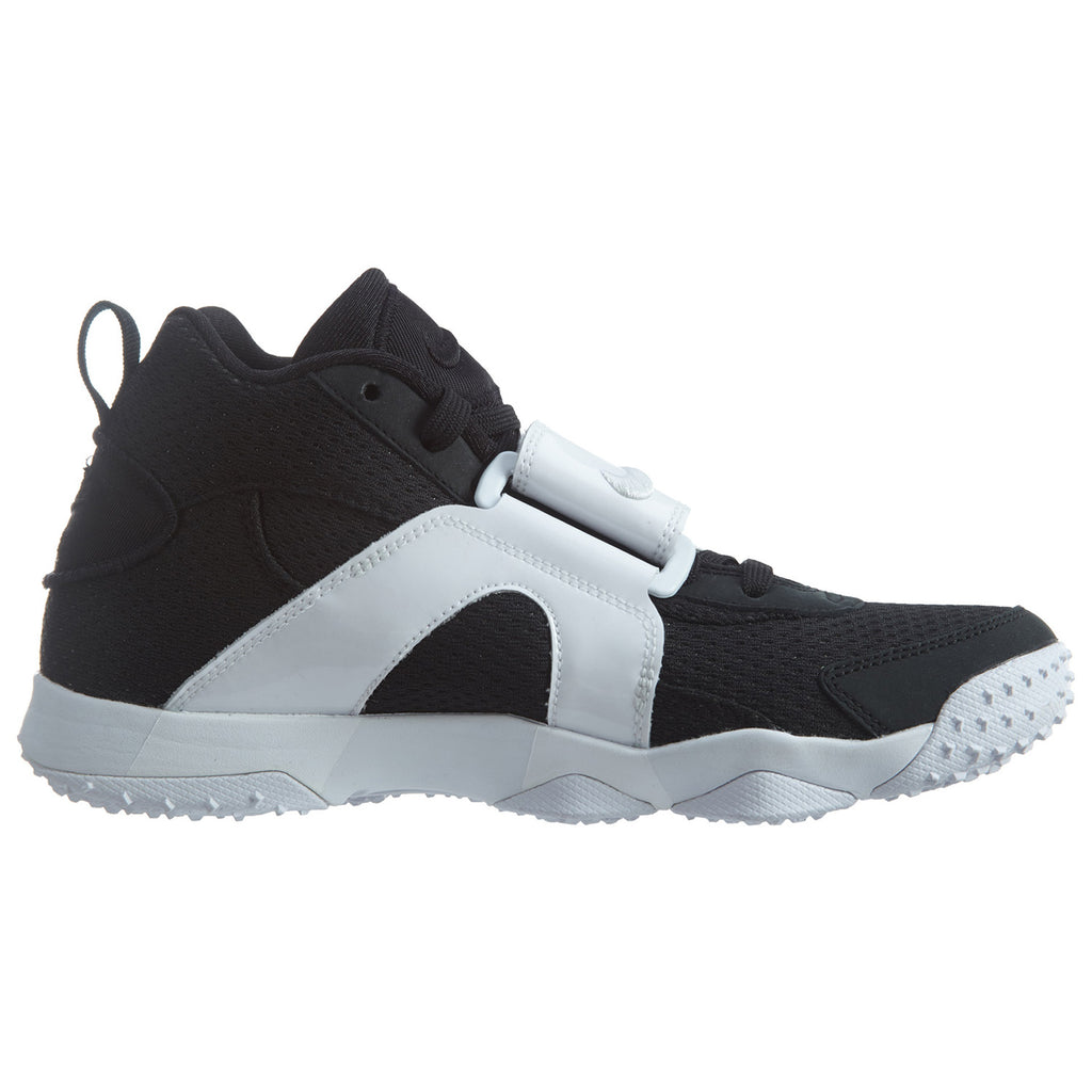 Nike Zoom Veer Trainer Shoes Black White  Mens Style :844675
