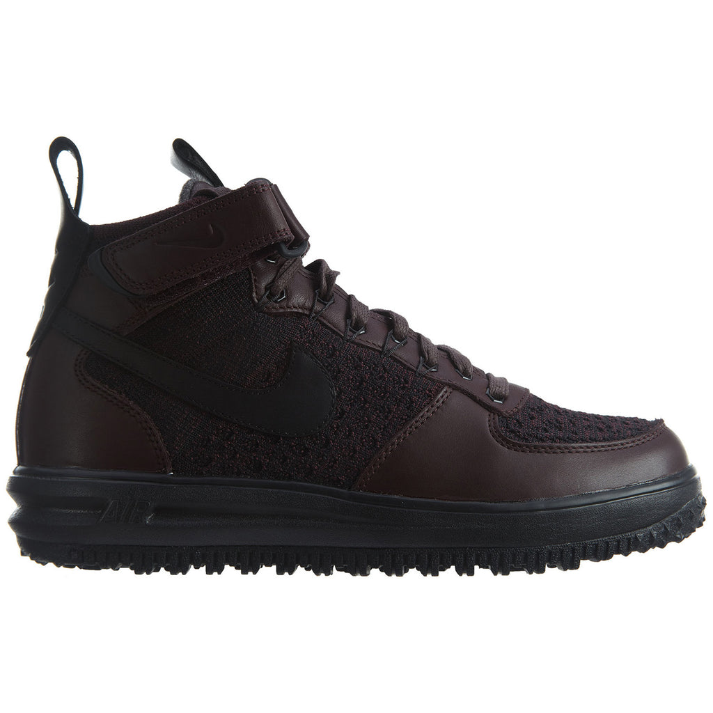 Nike Lunar Force 1 Flyknit Workboot Deep Mens Style :855984