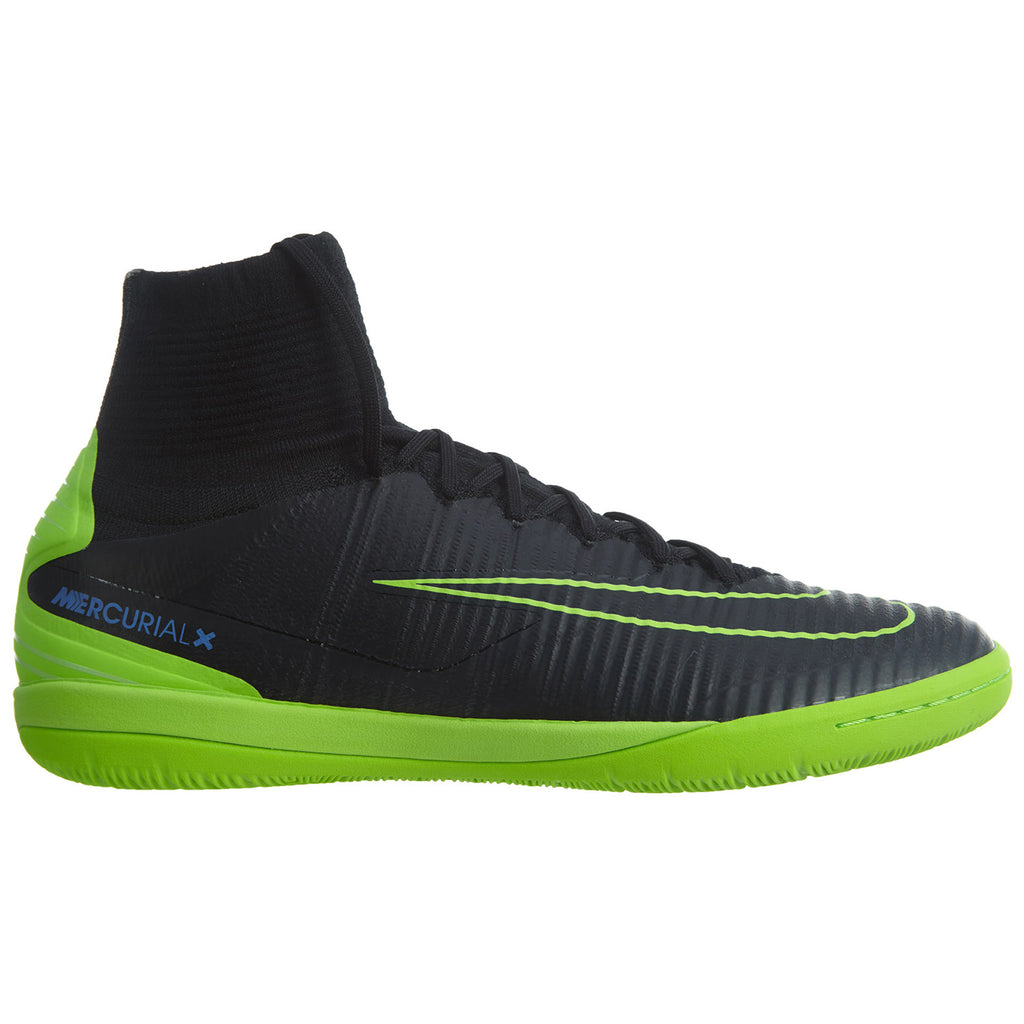 Nike MercurialX Proximo II IC Indoor Soccer Shoes Black  Mens Style :831976
