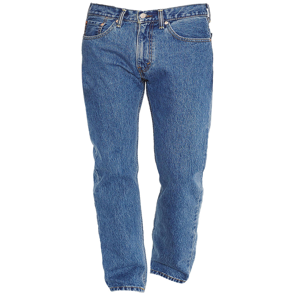 Levis 505 Regular Fit Straight Leg Denim Jean Mens Style : 00505 (L Under30)