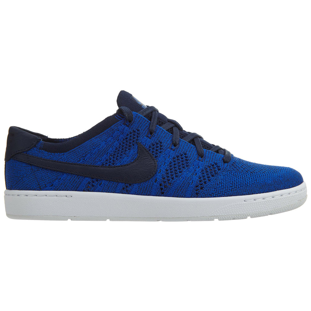 Nike Tennis Classic Ultra Flyknit Shoes Blue  Mens Style :830704