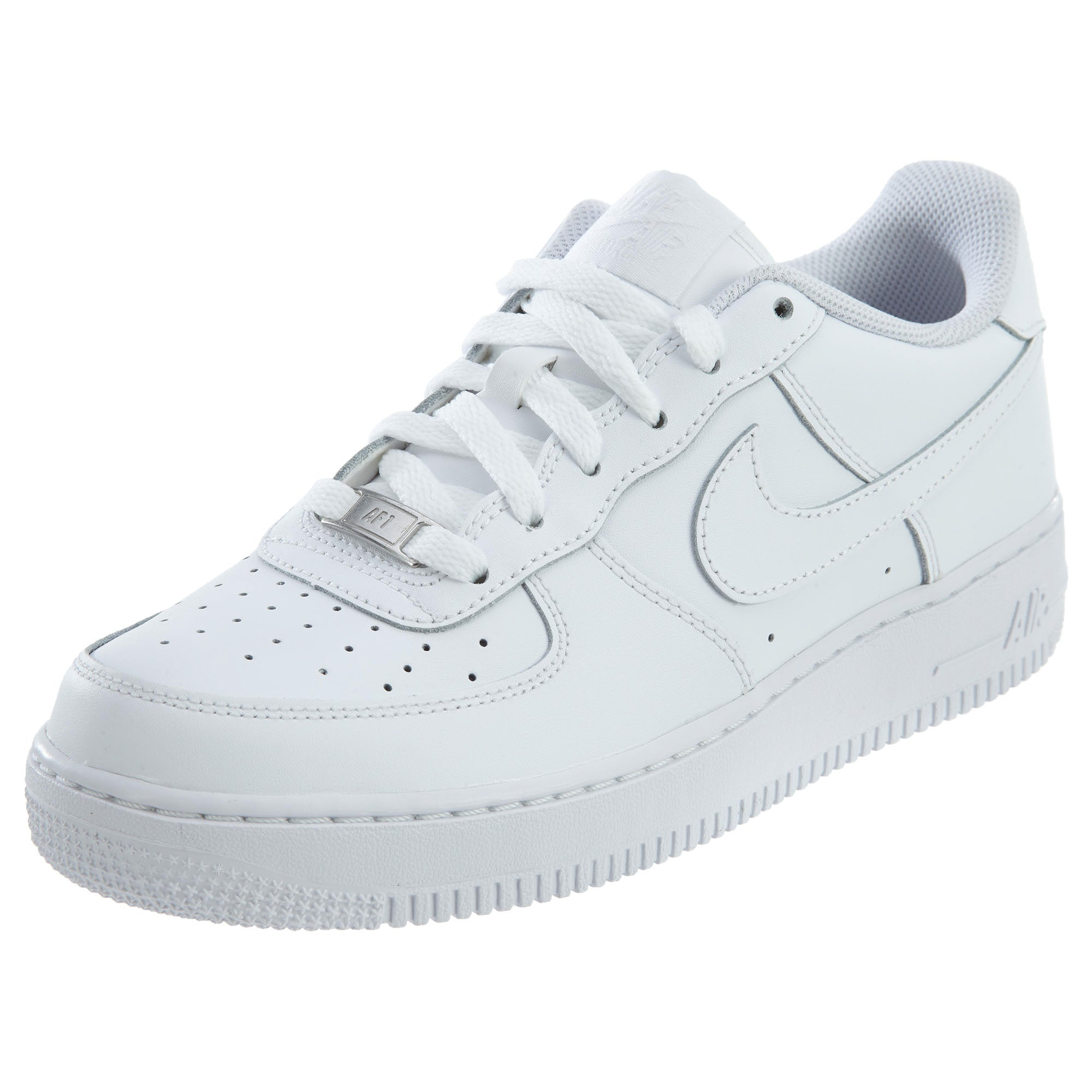 new products 39c68 a7c0b Air Force 1 Low GS 'Triple White' Boys / Girls Style :314192 ...