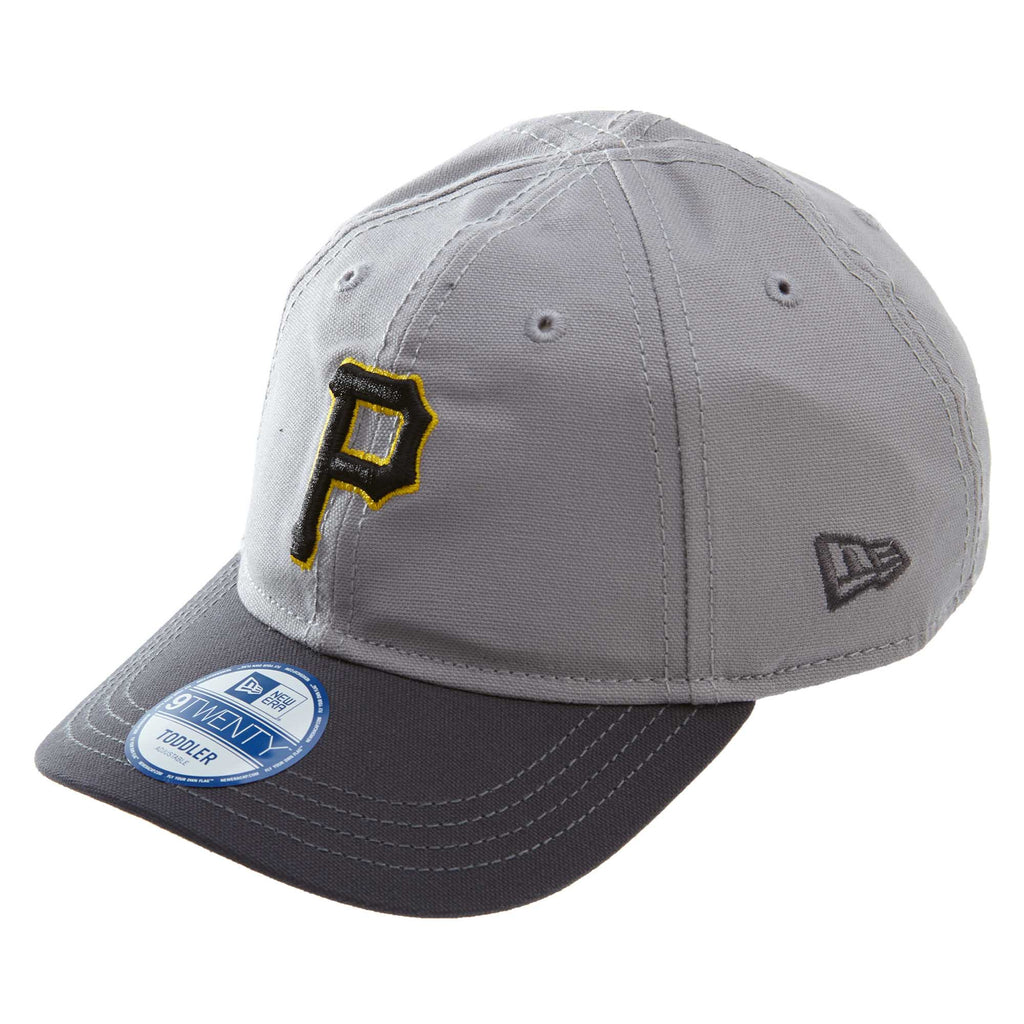New Era Jr Core Shore Pittsburgh Pirates Cap #18 Toddlers Style : 80285530