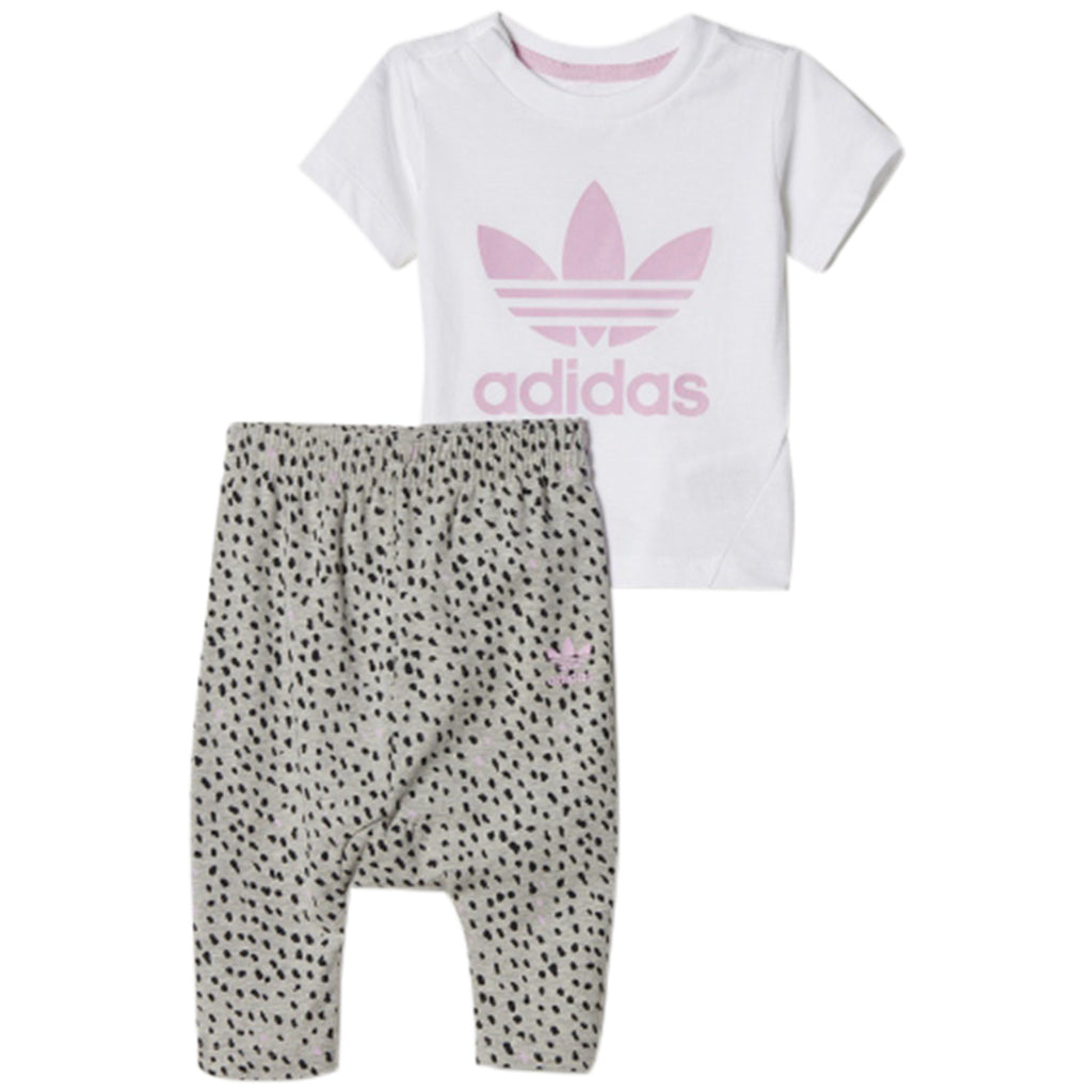 Adidas Tee Set Toddlers Style : Bq4314