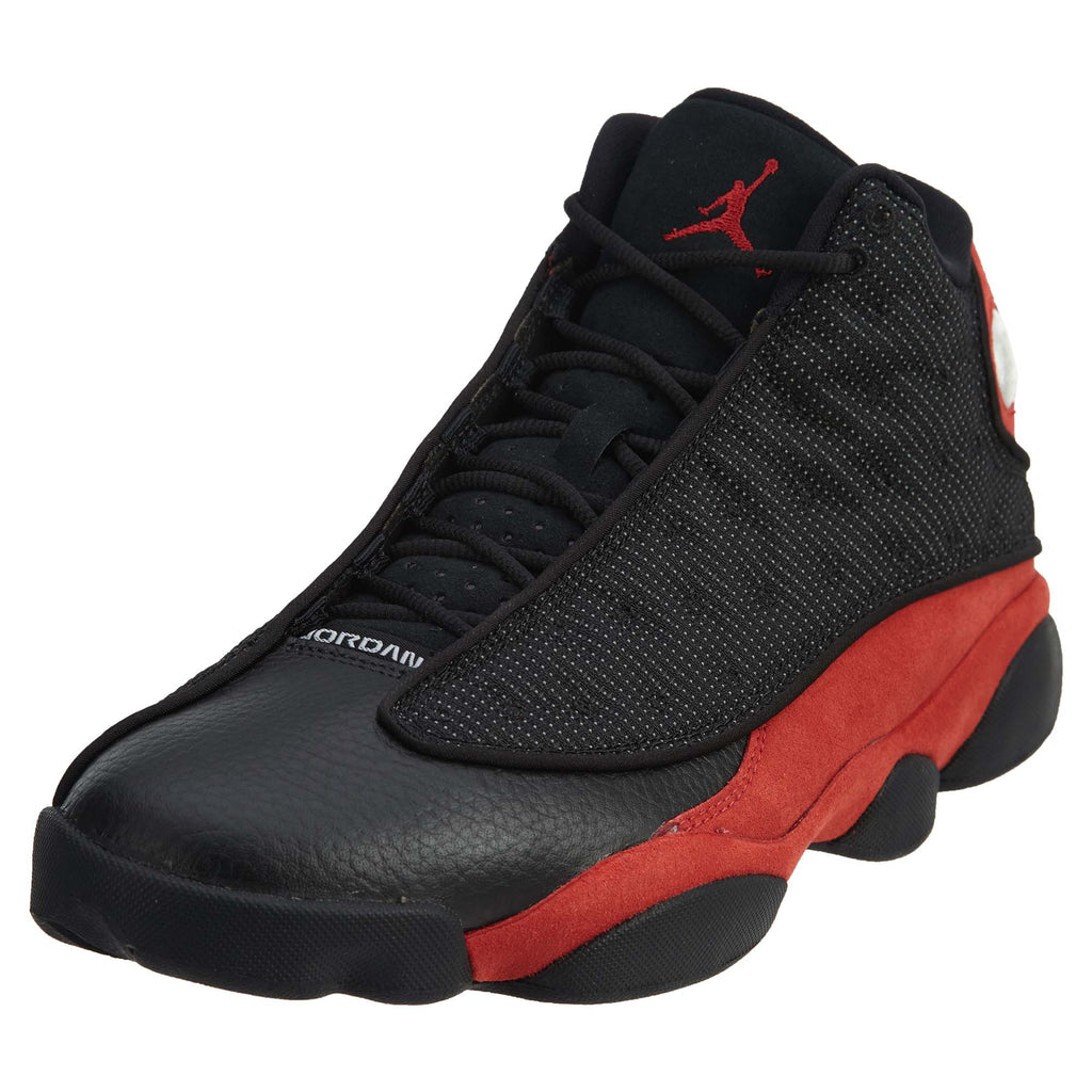 "Air Jordan 13 Retro ""bred"" - black/true red Mens Style :414571"