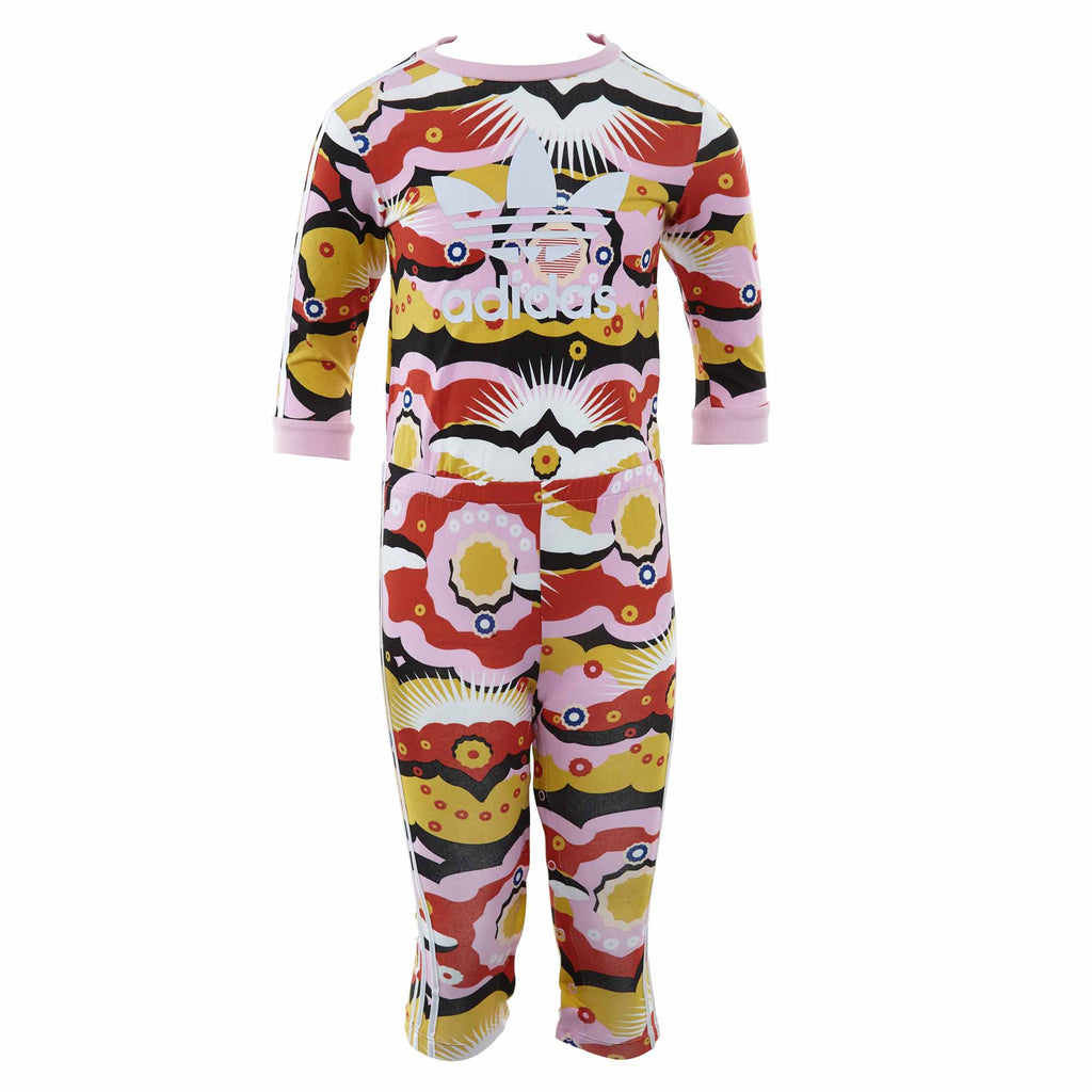 Adidas I Cloud Jumpsuit Toddlers Style : Bq4380