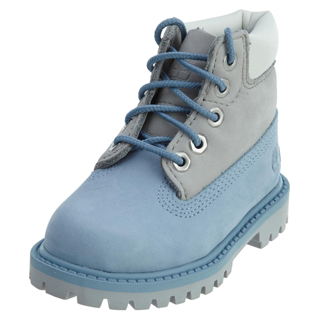 "Timberland 6"" Premium Boot Toddlers Style : Tb0a14va"