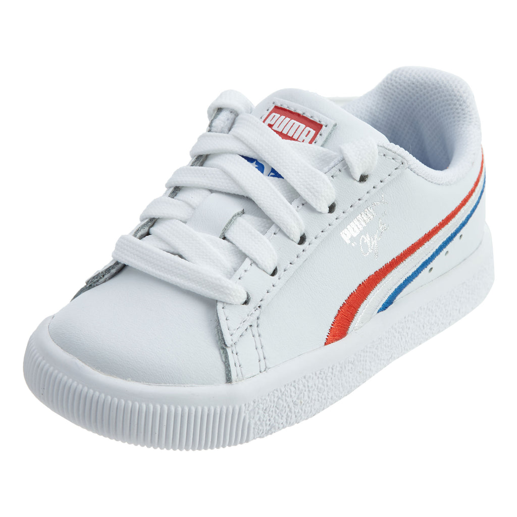 Puma Clyde 4th Of July Infant Shoe Toddlers Style : 365745