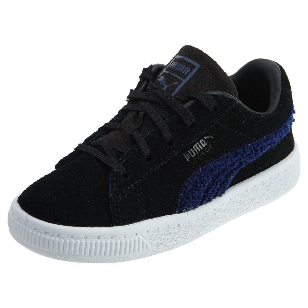 Puma Suede Classic Terry Infant Sneaker Toddlers Style : 363909