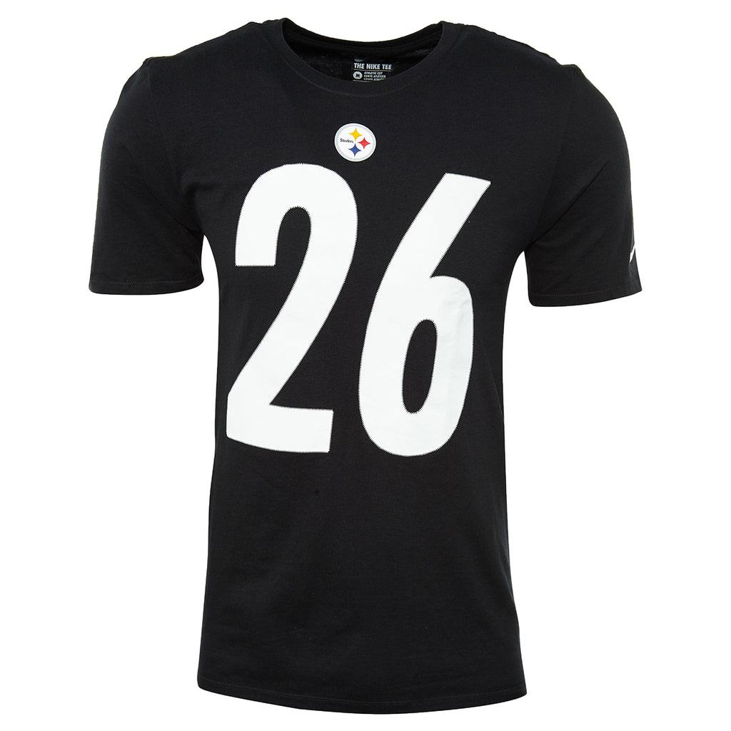 Nike Pittsburgh Steelers Le'veon Bell Nike Player Pride Name & Number T-shirt  Mens Style : 709856