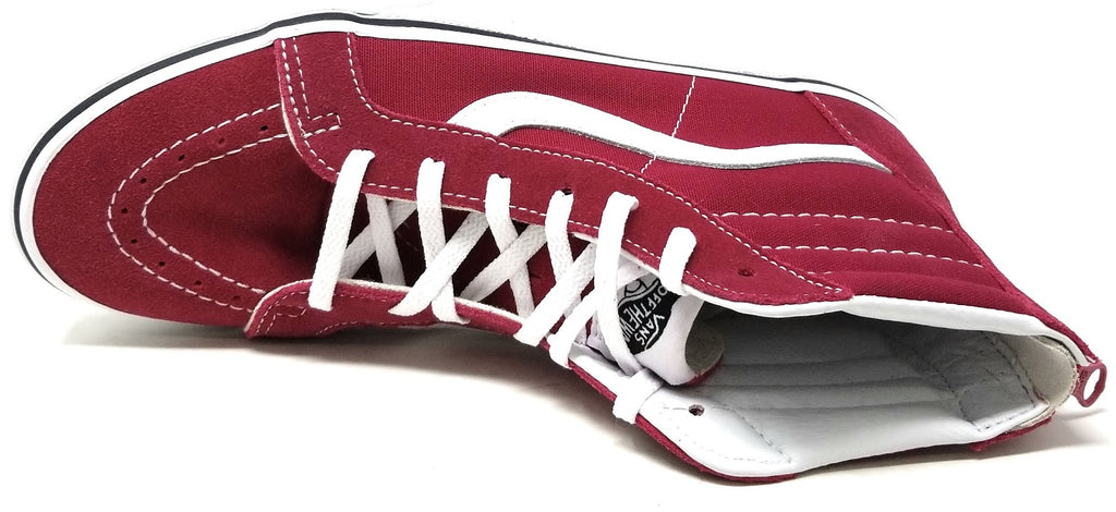 Vans Sk8-hi Zip - Persia Shoes Little Kids Style : Vn0a3276