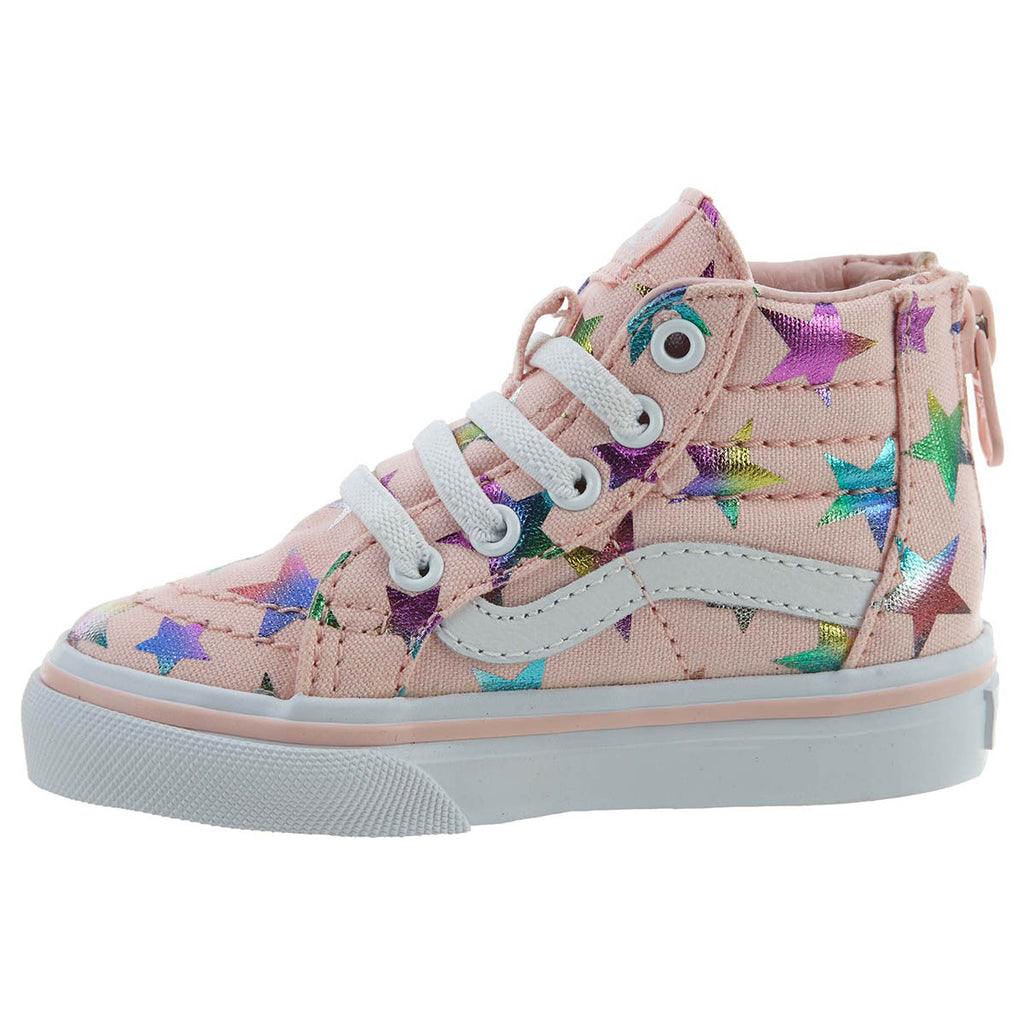 Vans Sk8-hi Zip (Foil) Shoes Toddlers Style : Vn0a32r3